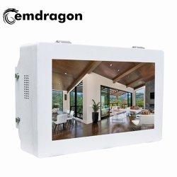 무선 LCD TV 화면 21.5인치 공랭식 수평벽 야외 광고기 LED 디지털 사이니지 품질 대형 CCTV LCD 모니터