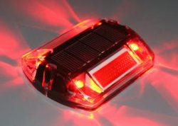 Polypropylene profواحترافي مقاومة الماء ضوء LED Road Marker لمصباح الحديقة