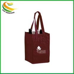 Birra Articoli Promozionali 4 Bottiglie Borsa Vino Packaging Bag In Scatola