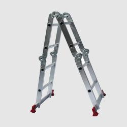 La brillance fabriqués 2-13 Étapes Échelle Échelle pliable en aluminium