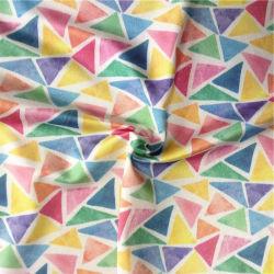 Weiches gestricktes materielles Druck-Entwurfs-Polyesterspandex-Gewebe für Badebekleidung