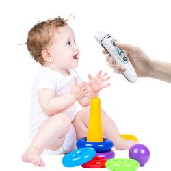 専門の赤外線赤ん坊の大人の無接触額ボディ臨床デジタル体温計