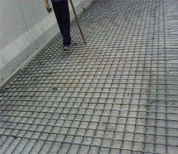 بناء جسر تدفئة الأرضية تنظيم مقاومة صدع الصلب شبكة الأسلاك تشييد موقع لحام الفولاذ الشبكة العنكبوتية