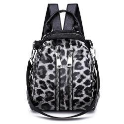 2019 Vente chaude Fashion voyage Cuir imperméable Bagpack sac à dos Sac à dos pour ordinateur portable sac pour Hommes Femmes