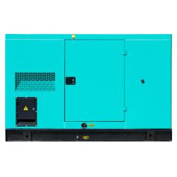 de Geluiddichte Stille Diesel Met geringe geluidssterkte Genset van het Type 10kVA 20kVA 30kVA 40kVA 50kVA