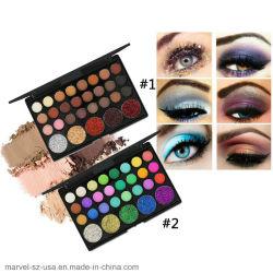 Nudes Palette couleur mat Pallete 29 fard à paupières en poudre Glitter Eye Shadow
