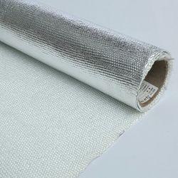 Rollo de tela de fibra de vidrio Aluminio Tela de fibra de vidrio.