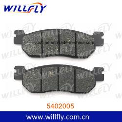 Plaquette de frein de moto// Les mâchoires de frein de disque de frein/pompe de frein pour Ybr125 CRT, , Jupiter-Z, DT125/275, Crypton