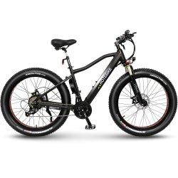 Novo Design 250W 350W 500W oculto na fábrica de bicicleta de gordura elétrica da bateria