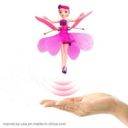 Giocattoli infrarossi delle bambole di volo del ronzio RC del regalo delle ragazze dei bambini di controllo di induzione