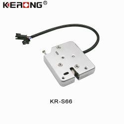 Kerong Mini Smart Electric Control Lock 전자식 자석 잠금 12VDC 자판기용