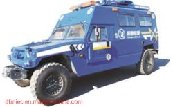 Alta mobilidade Strong off-road Perfprmance Dongfeng Mengshi Communnication Veículo de Comando