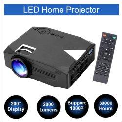 Bureau d'entreprise Smart TV sans fil WiFi LED LCD Home Cinéma Cinéma Mini projecteur portable Yy-Blj333 pour téléphone mobile