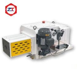 평행 나선 바이메탈 배럴 플라스틱 재활용 압출 기계 공동 작동 배합 PP PE PVC EVA Twin Screw Extruder of 파트