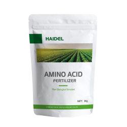 حمض الأمينو الحيوي المواد الأسمدة الحبيبية العضوية لتنشيط التربة و تحسين جودة التربة