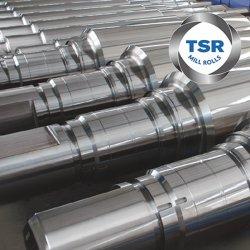 冷間圧延製造所のための造られた鋼鉄作業ロールスロイス(3%Cr及び5%Crはロール、冷たい製造所ロールを造った)