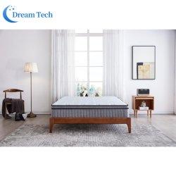 حجم كينج مخصص كامل الحجم، رغوة ذاكرة مريحة بحجم كوين فراش السرير توبر فراش قابل للضغط تجبيرى (34 PA)
