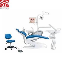Bester Preis komplett Integral Günstige Dental Stuhl CE Approved Electric Behandlung Dental Unit Stuhl Geräuschlos
