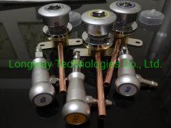 DIN German 표준 가스 토출구용 L자형 프로브