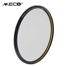 HD MC 円形偏光器( CPL )カメラフィルタ