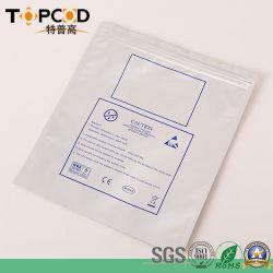 заводская цена PCB гладильной доской и системной плате используется ESD чувствительные электронные компоненты упаковка мешок из алюминиевой фольги
