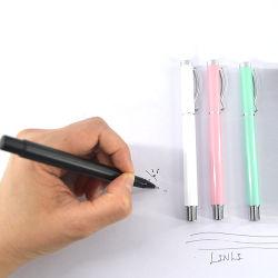 Linli индивидуального логотипа печати деловых подарков металлические алюминиевые гель пера