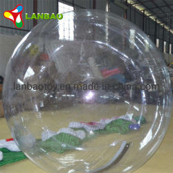 Água insufláveis pouca bola Zorb Ball para venda