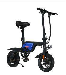 """Bicicletta elettrica pieghevole da 14"""" CE ultima generazione batteria da 36 V/7,8 ah da 250 W. Motore per adulti"""