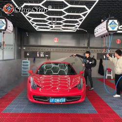 Des neuer Entwurfs-Selbstsorgfalt-Produkt-Auto-Ausstellungsraum-4s heller Stab Werkstatt-Auto-Schönheits-der Station-552W LED