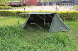 아마코타스/프랑스어/영국인사람 3~4명 코튼텐트/방수 캔버스 텐트 스타일 텐트 Single Fly 텐트 폴 캠핑 텐트 Easy Assemable