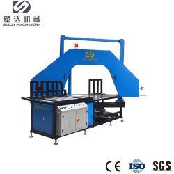 ماكينة قطع المنشار ذات شريط تركيب الأنابيب HDPE مقاس 315-630 مم لـ PP ماكينة قطع الأنابيب البلاستيكية PVDF UPVC PVC PVC PVC/ورشة العمل