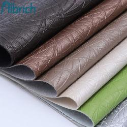 На заводе оптовой 0,8мм ПВХ синтетических фо кожа для сумок и сумки