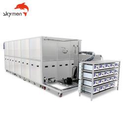 Las grandes industrias de la máquina de limpieza por ultrasonidos para piezas de metal piezas mecánicas 1500L 2000L 4000L 5000L 6000L 8000L 10000L 15000 L 20000L Lavado del enfriador de aire limpio
