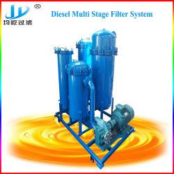 De gros de carburant diesel marin Portable purificateur d'huile de la machine