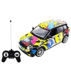 1: 14 Veículos Graffiti 4 channel R/C carro com carga (10303528)