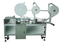 Medizinische Beseitigungs-chirurgische Gesichtsmaske des Fabrik-automatische nicht gesponnene Ultraschallschweißens-3ply, die Maschine herstellt