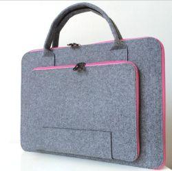 Lápis de feltro moda aceitou a Apple Notebook personalizado o logotipo personalizado proteção ambiental sentida bag bolsa de protecção do Tablet PC