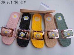 Леди желе из ПВХ обувь женщины летом опорной части юбки поршня опорной части юбки поршня