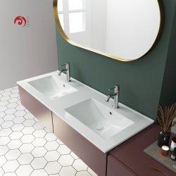 정니 세라믹 직사각형 얇은 가장자리 베이슨 욕실 캐비닛 베이슨 대형 크기 1210 1510