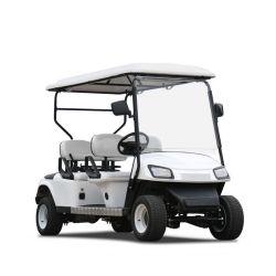 سيارة جولف كهربائية ذات 4 مقاعد مع وقود CE Cheap ملاعب الجولف الكهربائية