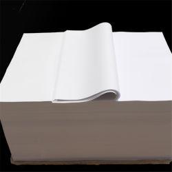 طبعت طعام درجة 150 [جسم] - 320GSM [1] وجه وحيدة بيضاء [كرافت] [بي] ورق مصقول في لفة لمادة ورق غير مدورة