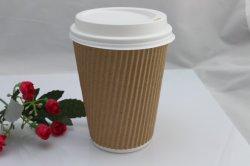 Papier jetable tasse tasse de thé de café de l'eau personnalisables