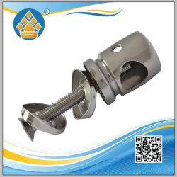 ステンレス鋼の調節可能なステアケースの手すりのロッド・ホルダーの付属品