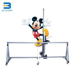 Wand-Drucker-/Photo-Drucker-Wand-Tuch des Digital-Kunst-Wand-Papier-Drucker-/Inkjet/3D/Papierdrucker-UVflachbettdrucker