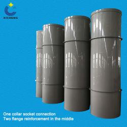 Пластиковые трубы из полипропилена PPS / PP / Круглый из ПВХ трубы вентиляционной трубы