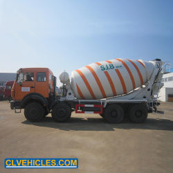 Beiben 8X4 Heavy Duty 18 Kubikmeter Zement Mischen übertragen Fahrzeug