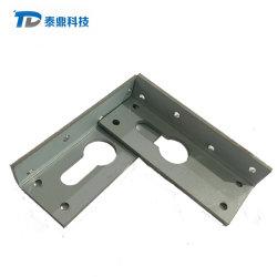 L'estampage de flexion avec prix d'usine de soudage et de service de feuille de métal personnalisée OEM
