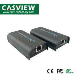 De Vergroting HDMI (Sender+Receiver) breidt HDMI tot 120 Meters voor 1080P over Steun Cat5/5e/6 uit Volledige HD 3D Volgzame Hdcp de Norm van IEEE-568b volgt