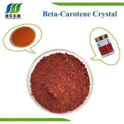 自然なベータカロチンの水晶