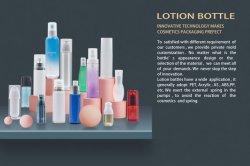 Lotion/Airless /compte-gouttes /Acrylique/pot de crème cosmétique pour bouteille en plastique